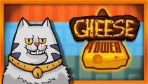 Cheese Tower - забавная головоломка [Android]