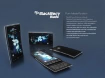 Дизайн нового BlackBerry Blade