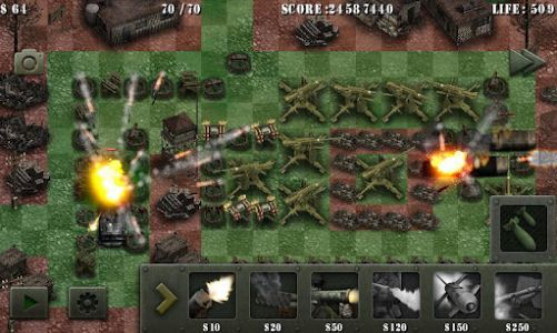 Soldiers of Glory: World War 2 - скриншот игры 2